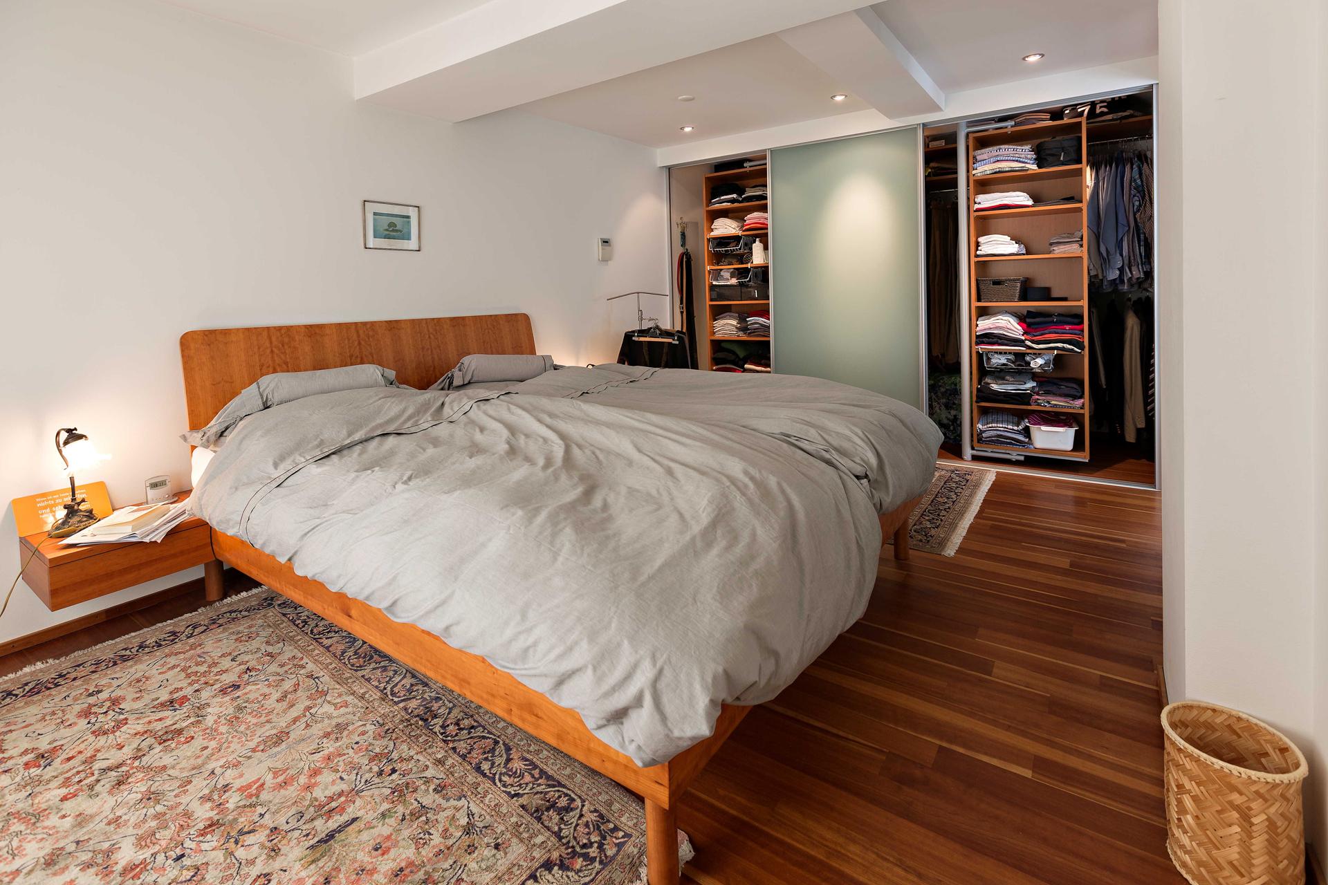 Bett Mit Schrank – sehremini