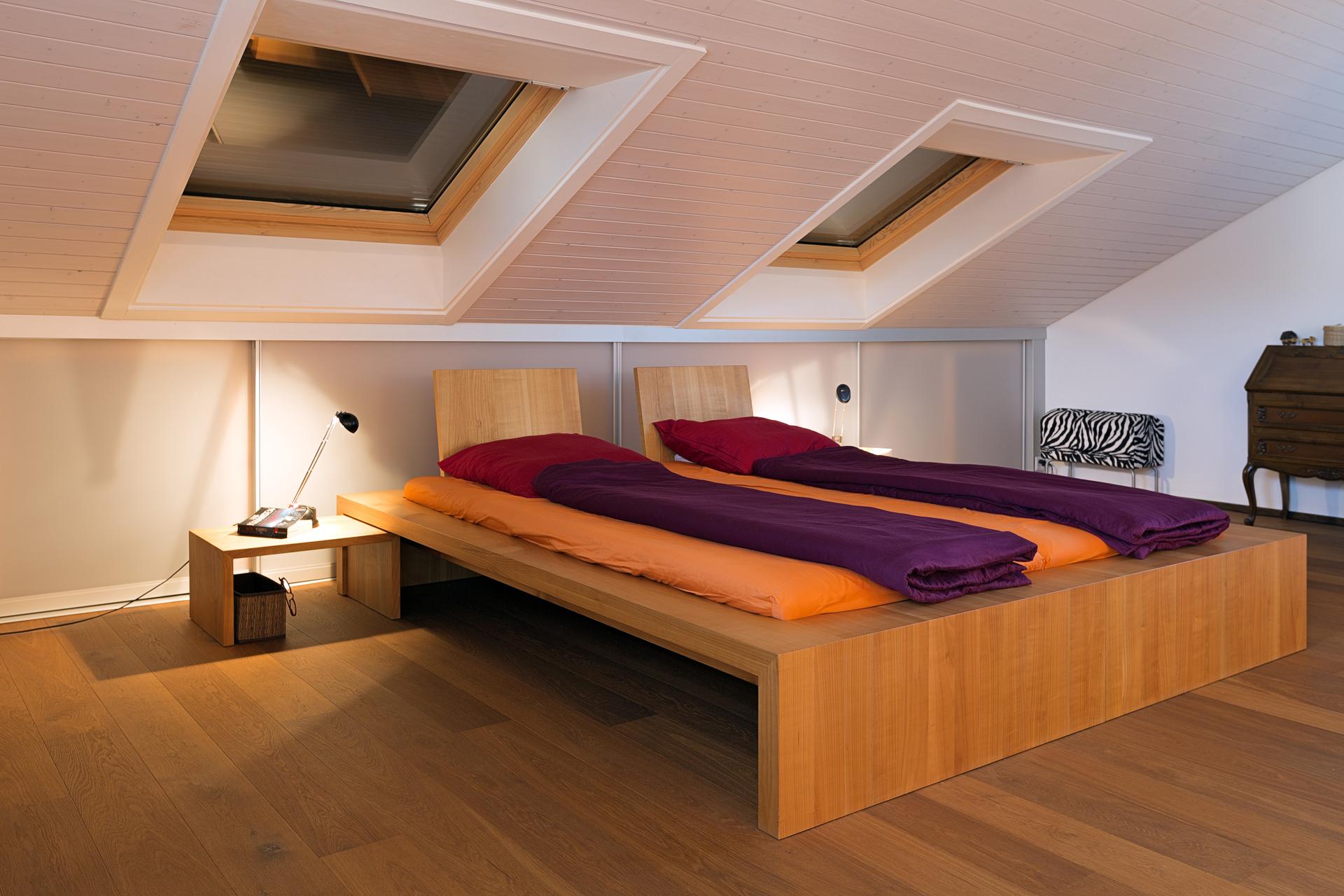 Betten auf zu - Ablage schlafzimmer ...