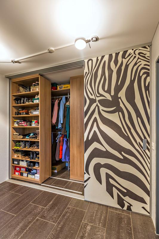 Garderobe auf zu for Garderobe individuell